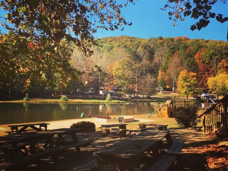 Hidden Creek Camping Resort Visitnc Com