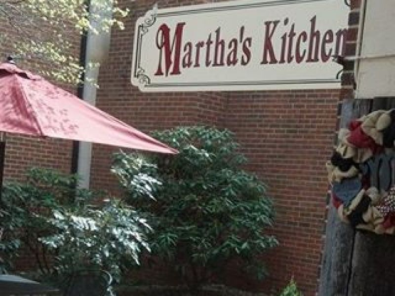 marthas kitchen visitnccom - Marthas Kitchen