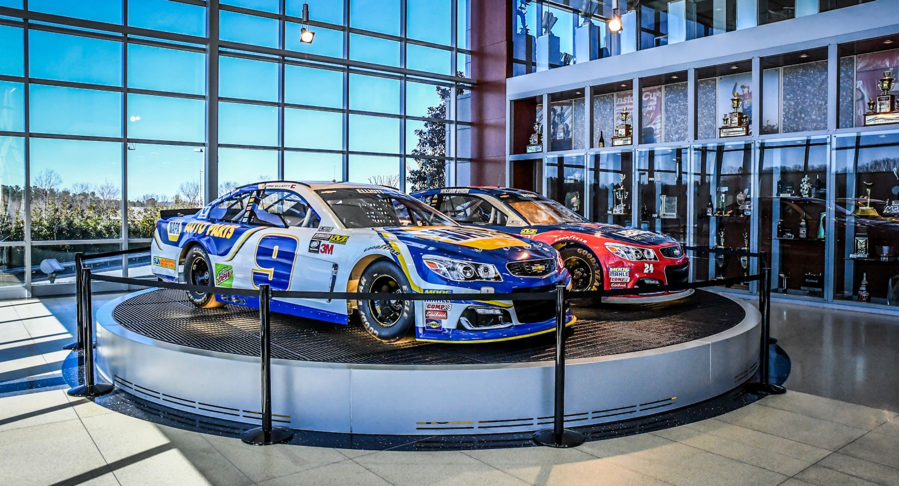 Spring nascar weekend in charlotte concord lexington for Charlotte motor speedway museum