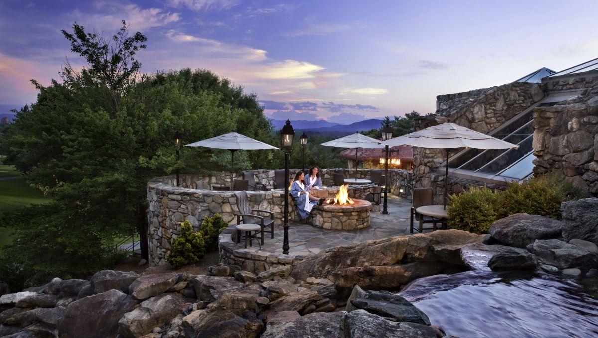 12 Luxury Hotel Spas Across North Carolina | VisitNC com