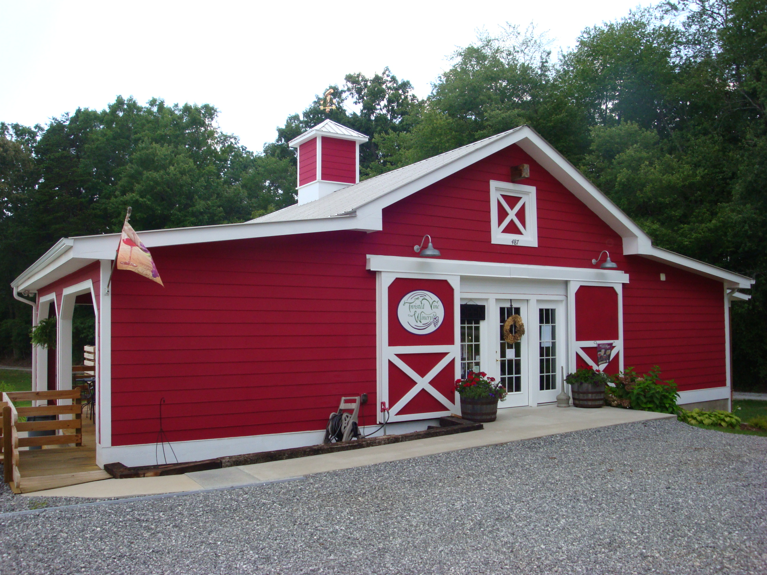 Twisted Vine Winery
