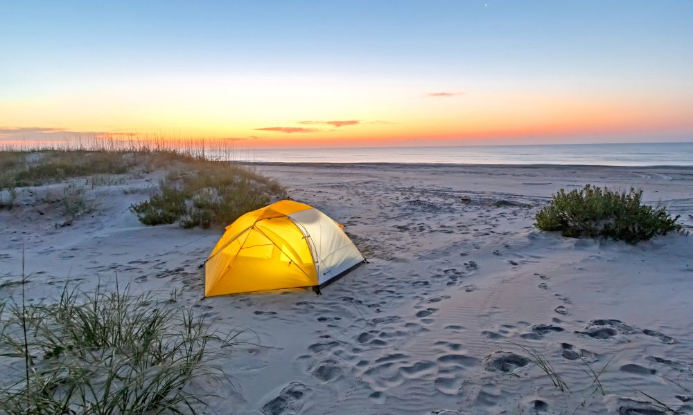 Camping Spots In North Carolina