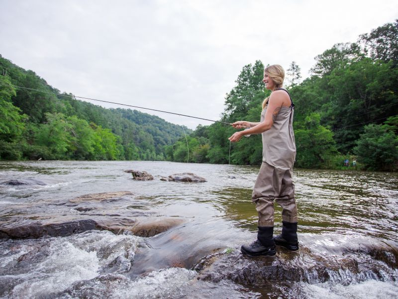 15 Prime Spots on the WNC Fly Fishing Trail | VisitNC com