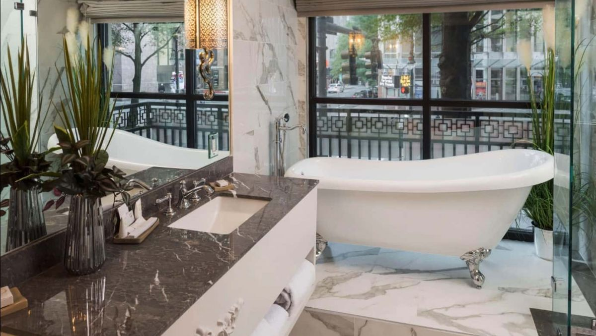 Soak It In Luxurious Hotel Tubs In North Carolina Visitnc Com