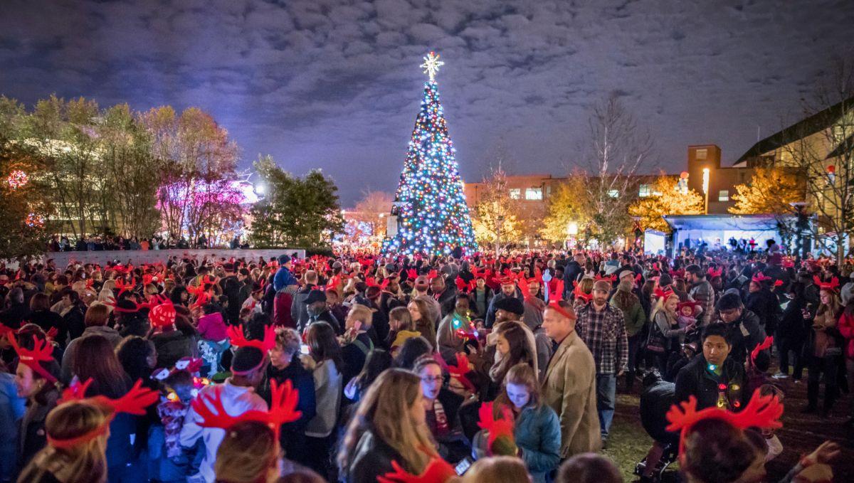 Greensboro Christmas Parade 2020 Holiday Light Shows Glow with Seasonal Cheer | VisitNC.com
