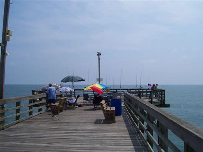 Seaview Fishing Pier | VisitNC.com