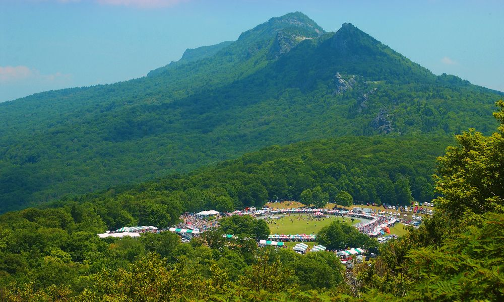 Grandfather Mountain Highland Games 2020.Beyond The Guidebook Grandfather Mountain Highland Games