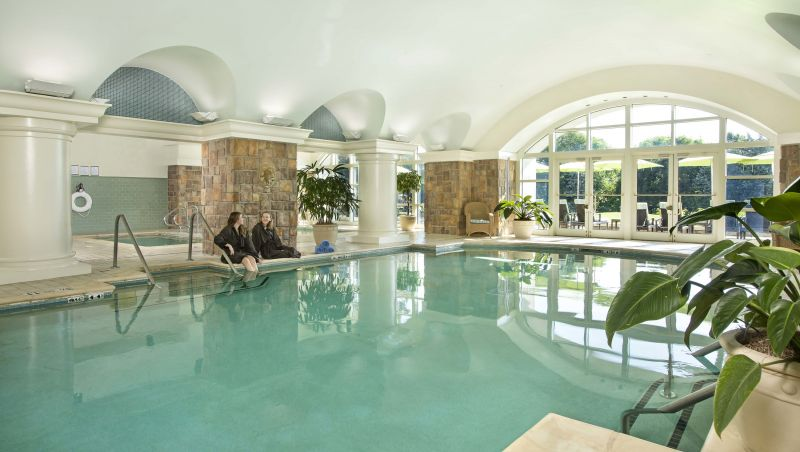 12 luxury hotel spas across north carolina. Black Bedroom Furniture Sets. Home Design Ideas