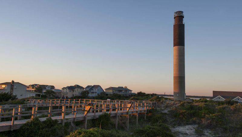 7 coastal lighthouses to see in north carolina visitnc com