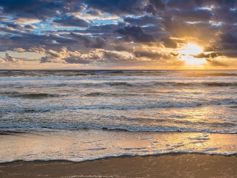 Bask On The Outer Banks Beaches Of