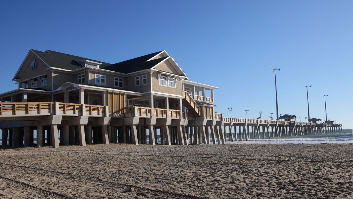 Fishing, Dining and More on North Carolina Ocean Piers